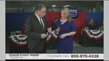 Final Honor Flight Maine 2019 totals equal $158,765