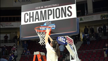 The Maine Black Bears are headed back to the big dance
