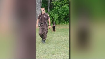 This Maine group wants a bulletproof vest for a Somerset County K9