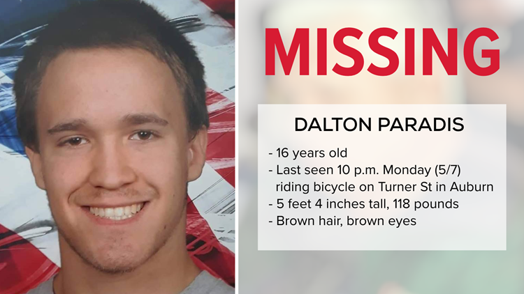 Missing 16-year-old Turner boy found safe | newscentermaine com