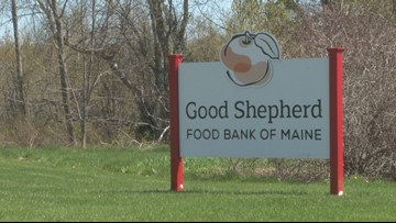 Food bank working to better 'serve' Mainers