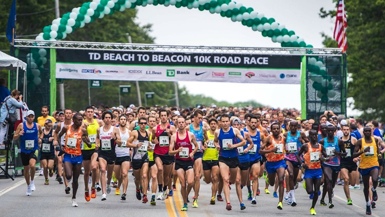 Enter to win one of six bibs in our NEWS CENTER Maine TD Beach to Beacon 10k Bib Sweepstakes.