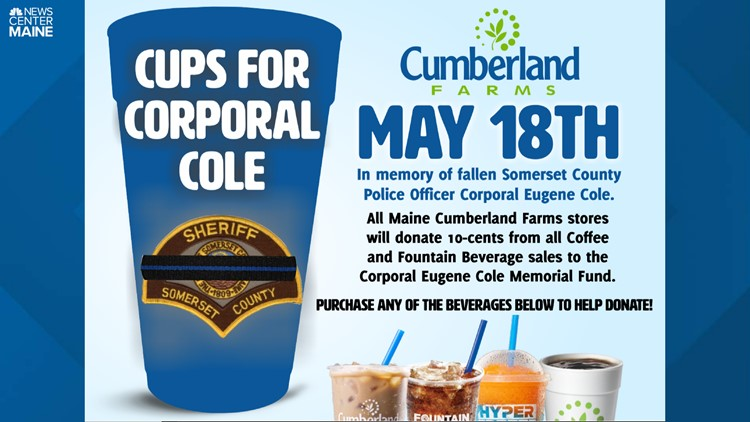 Cups for Cpl Cole Cumberland Farms.jpg