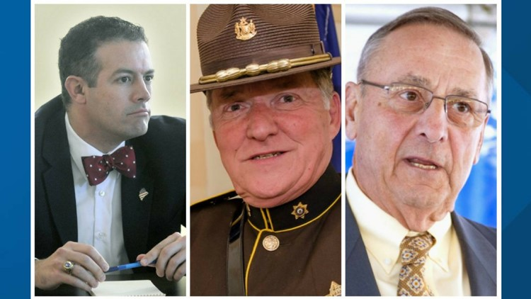 The director of the LePage administration's Office of Policy and Management has resigned and all but one member of the office has been reassigned to other state agencies.