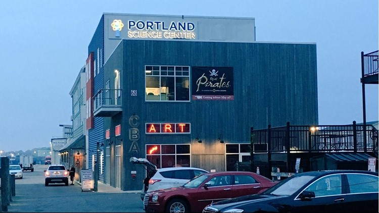 After three years, The Portland Science Center, that brought traveling exhibits about pirates, the Titanic, the human body and sharks to Maine, is closing its doors
