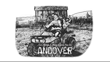 Andover: 5 things to know before you go