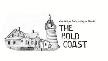 The Bold Coast: 5 things to know before you go