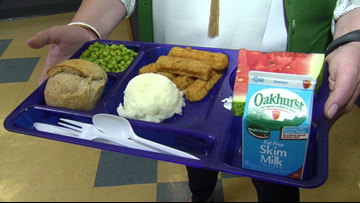 'A blessing': Anonymous donor gives $10K to pay off school lunch debts