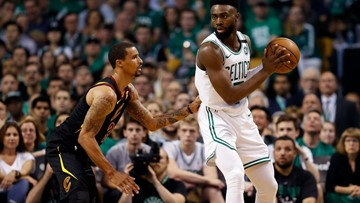 Celtics trip up LeBron James, push Cavaliers to the brink of elimination with Game 5 win