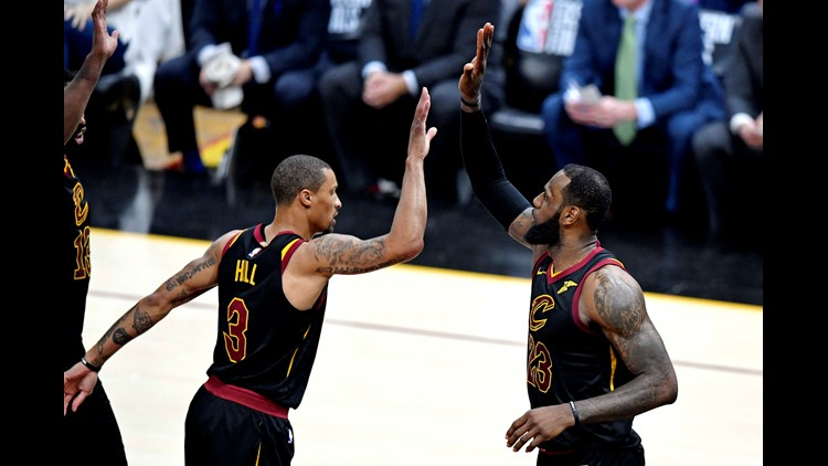 Cleveland Cavaliers set up Game 7, and I can't wait! -- Terry Pluto