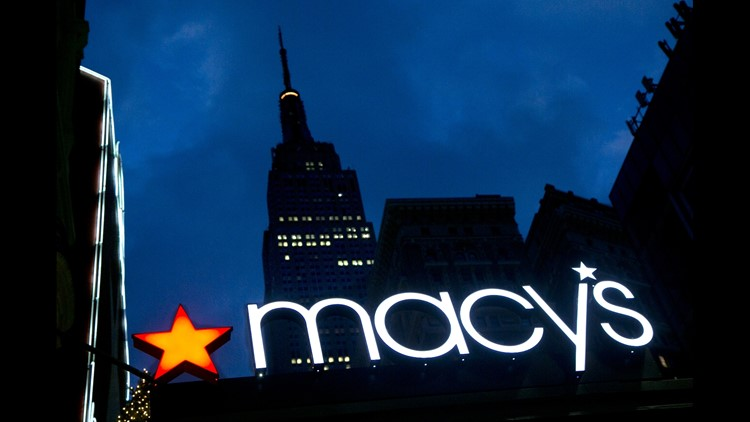 Macy's is closing nearly 30 stores, including two New England locations