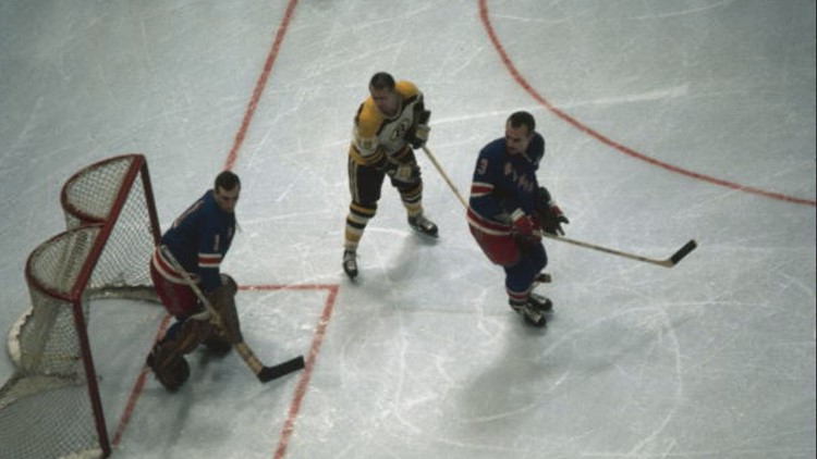 Johnny McKenzie won two Stanley Cups during his tenure with the Boston Bruins from 1965-1972