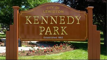 Upgrades underway in Lewiston's Kennedy Park