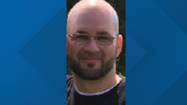 Michael Lauziere was last seen near 166 Deering Ridge Rd. in Shapleigh at about 8 p.m. on Wednesday