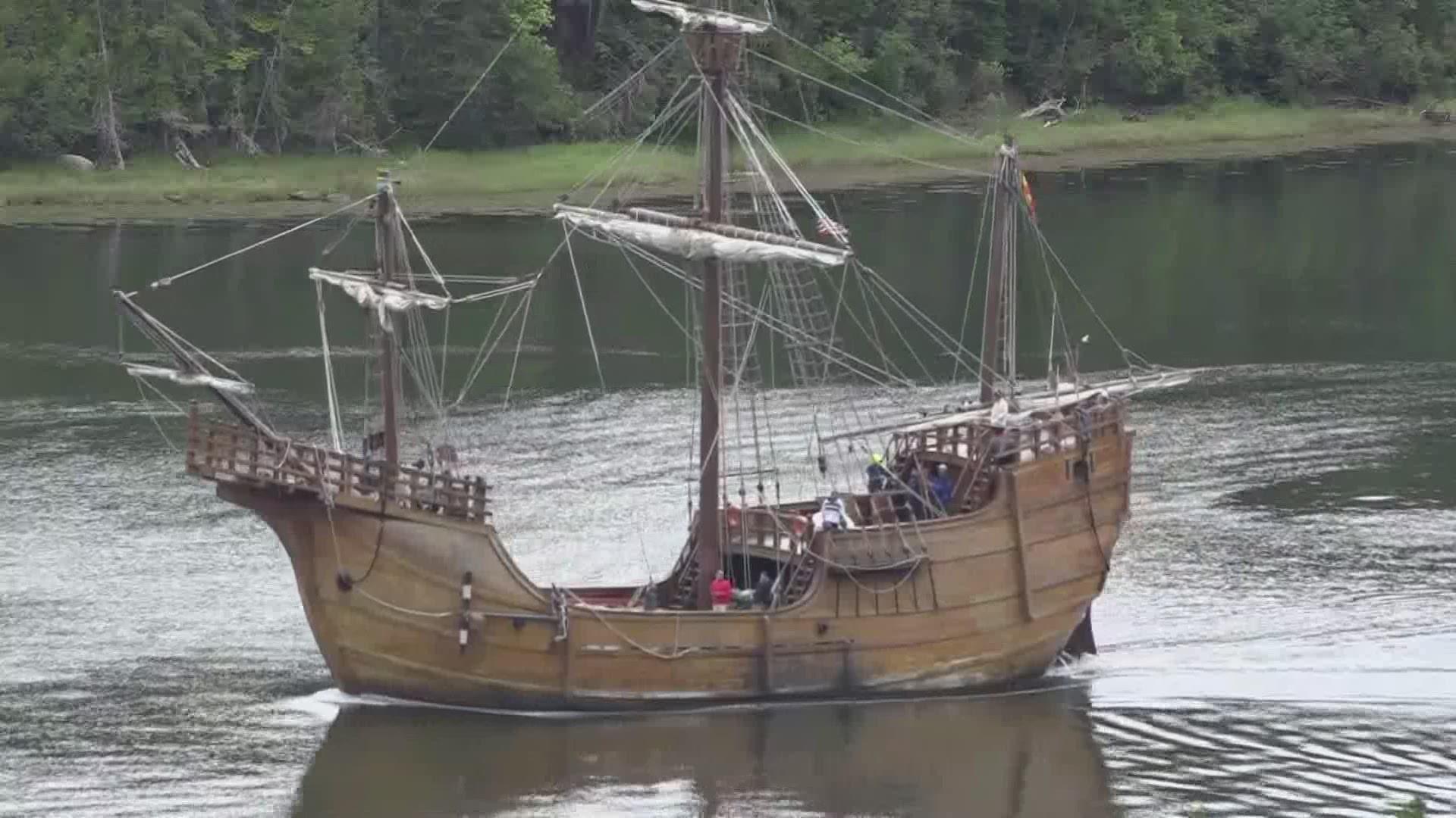 Maine Bicentennial Commission responds to Columbus ship backlash    newscentermaine.com