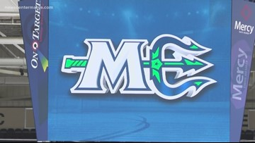 Maine Mariners take the ice for the first time