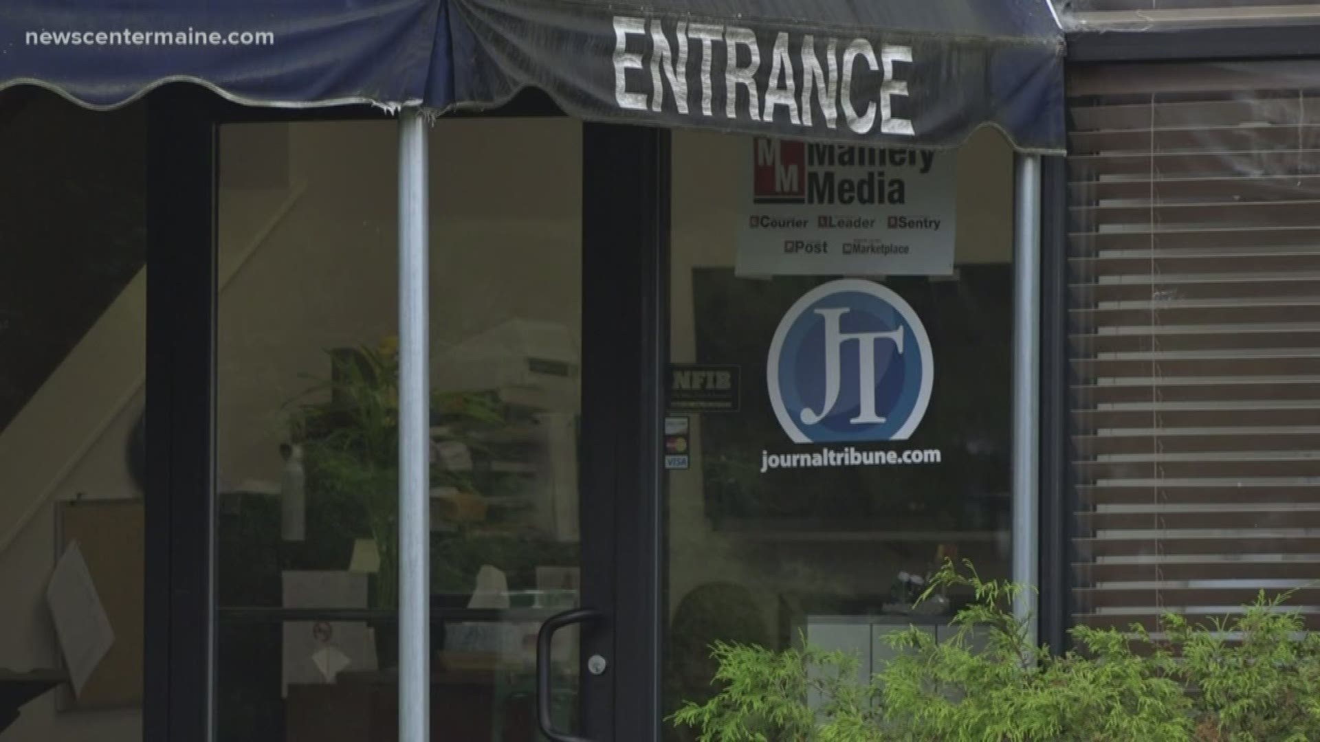 Journal Tribune In Biddeford Closing Newscentermaine Com