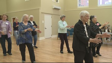 The practice of Tai chi; and why it's sweeping senior homes