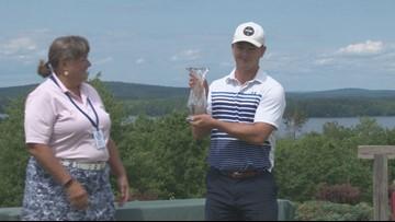 Wyman repeats as Maine Amateur Champion