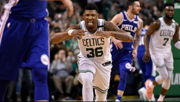 Celtics lock up Marcus Smart and his lock-down defense