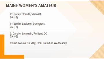Maine Women's Amateur begins in Rockland