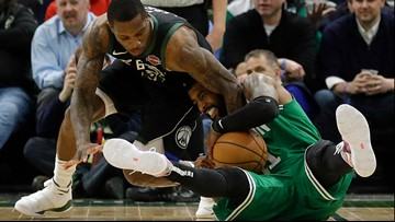 Second chance to beat the buzzer only doubles Celtics' heartache