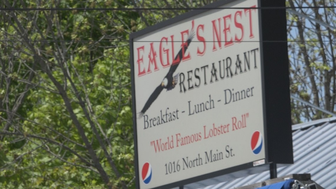 Keep ME Open: Eagle's Nest Restaurant can't wait for its 'family' to come back inside