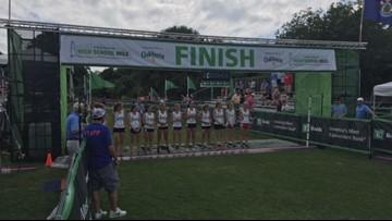 Shearer, Berry-Gaviria win Beach to Beacon High School Mile