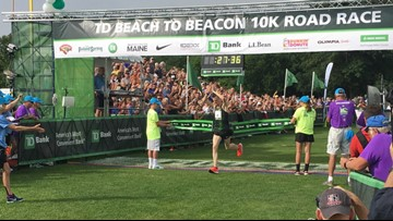 New Zealander's win infuses TD Beach to Beacon 10k with Kiwi flavor