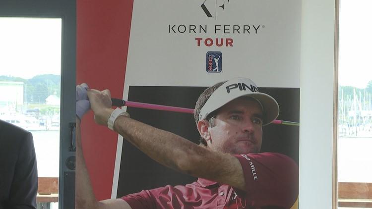 PGA's Korn Ferry Tour coming to Maine