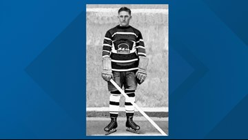 Hall of Fame induction introduces old time Bruin, Hago Harrington, to new fans