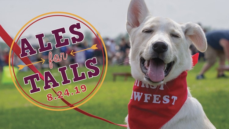 ARLGP's Ales for Tails: A Dogtastic Day