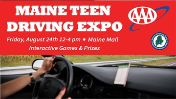 Keep your teen safe on the road: don't miss the Maine Teen Driving Expo!