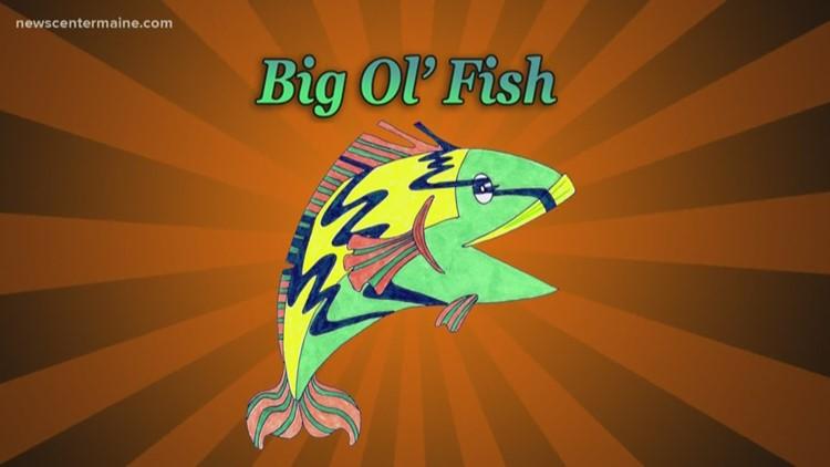Big Ol' Fish 041419