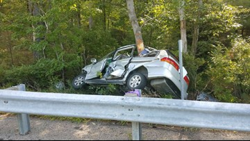 Mass  teen dies in Wells crash during commute to Saco job