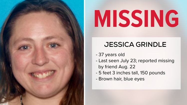 MISSING: 37-year-old Blue Hill woman last seen July 23