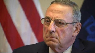 LePage says he wasn't aware of high rate paid on Trump hotel