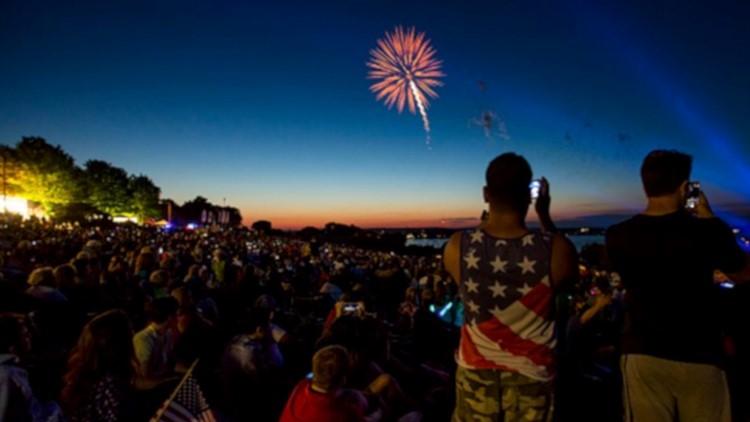 Portland 4th of July fireworks a go