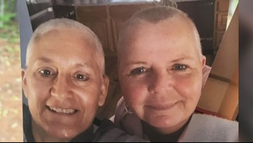 Dempsey Challenge: Lifelong friends battle cancer together
