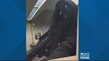 South Portland man pleads guilty to bank robbery involving bizarre disguise