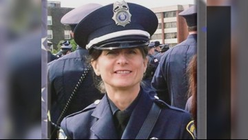 'We're ecstatic': Longtime South Portland officer kicks cancer, returns to force
