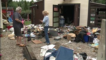 Good Samaritan alerts Saco homeowners to fire