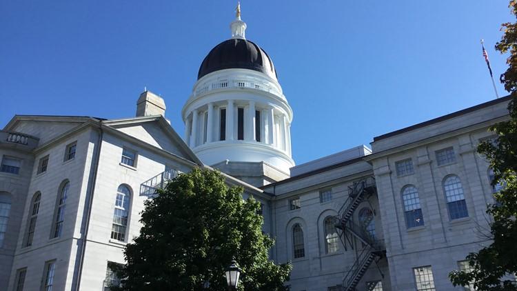 Maine-Statehouse