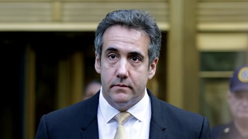 Prosecutors want substantial sentence for former Trump lawyer Michael Cohen