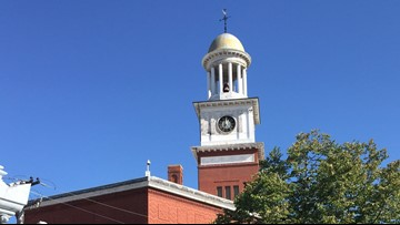 'Save the clock tower' to preserve the 123-year-old Biddeford landmark
