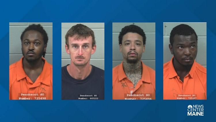 Bangor drug bust