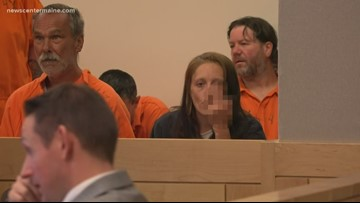 Bangor mother whose daughter died from fentanyl appears in court