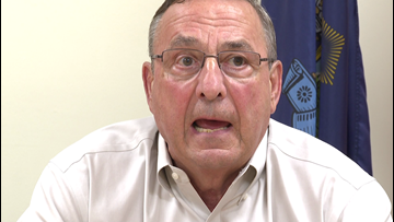 LePage, other GOP leaders say Trump economy needs to continue