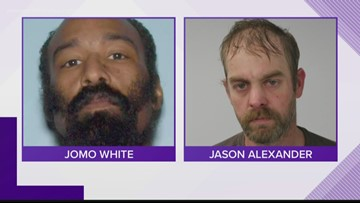 1 of 2 suspects in Presque Isle shooting caught