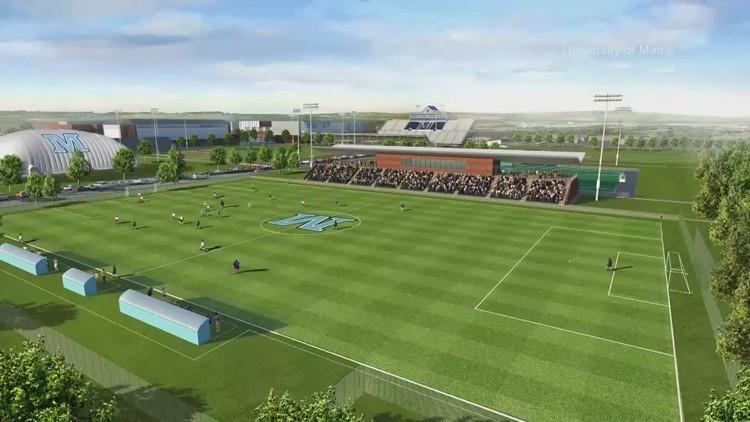 UMaine to unveil $110 million athletics facilities plan